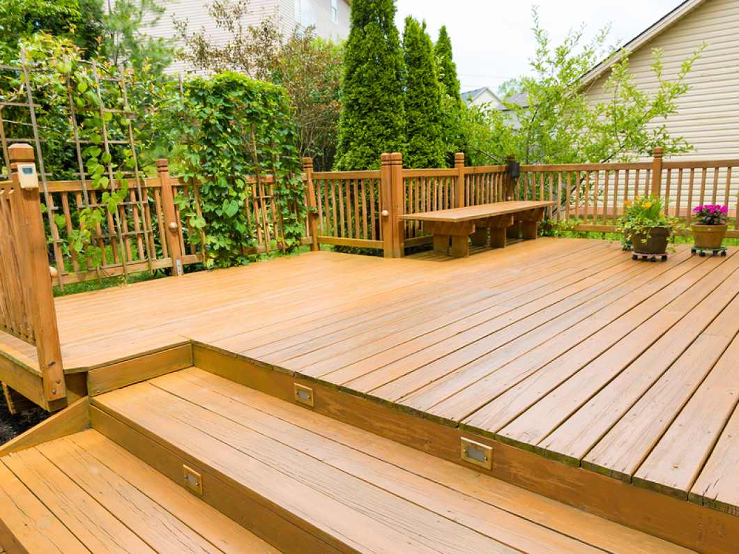 Deck Patio Installation Concord Ca